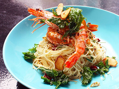 King Prawn Capellini