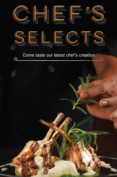 Chef's Selects