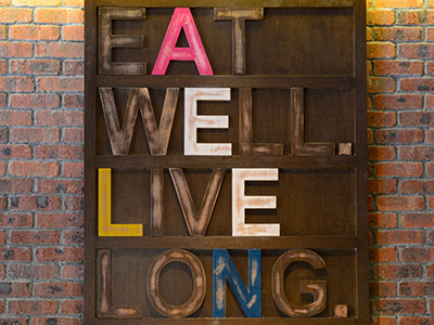 Eat Well Live Long